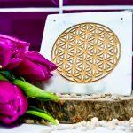 Marmorhalter für Räucherstäbchen